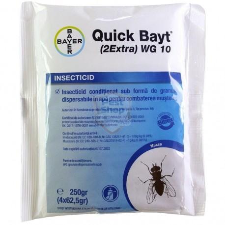 Quick Bayt Spray WG 10 Plic - 250gr
