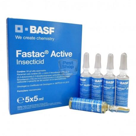 FASTAC ACTIVE - 5 ml