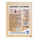 Topsin 70 WDG - 10 gr